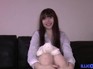 Luna Rival, the debut of a French porn star