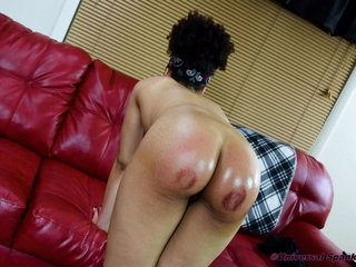 Two times as Hard! - Spanking