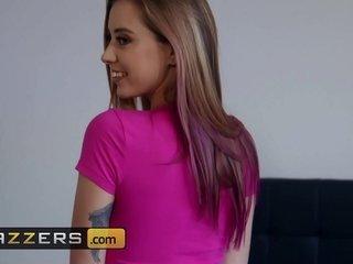 Teenies like it XXL - (Haley Reed, Keiran Lee) - I Wanna Be A Starlet - Brazzers