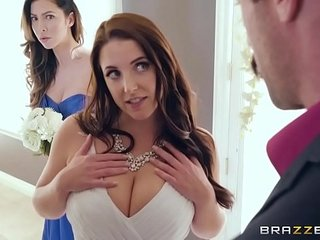 Brazzers - Angela Sickly - Certain Get hitched Stories