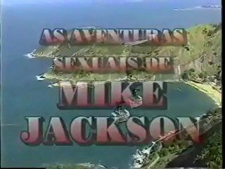 0110 - Painless Aventuras Sexuais de Mike Jackson (1997) - Filme Pornô Brasileiro