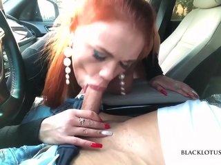 Well-endowed Knockout Blakclotus0508 Sucked in be imparted to murder Car in be imparted to murder Parking Volume