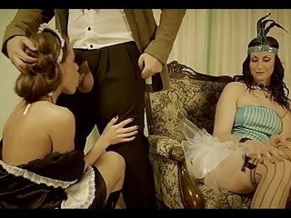 LETSDOEIT - #Ania Kinski #Rebecca Volpetti - Dazzling Doggystyle Anal Compilation Up Morose Euro Pornstars!