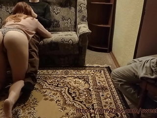 Your fixture is busy now. Brandish cuckold
